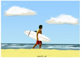 Surf's Up by tul