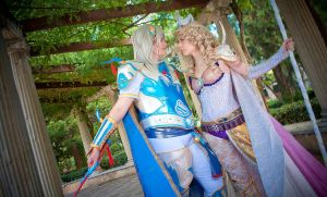 Until the end of time - Final Fantasy IV by IrethMinllatur