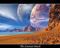 The Scierean Beach by demoshane