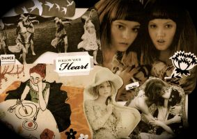 Follow Your Heart - Collage by Powdered-Sugar