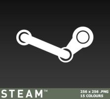 Valve Steam PNG by elusive