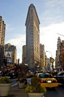 Flatiron Building by AlanSmithers