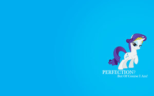 Perfection Wallpaper by VampyricArts