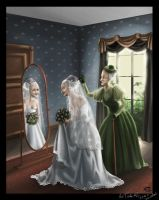 Gertrude's Wedding Day by Majoh
