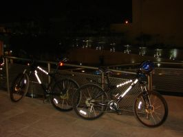 police bikes by charlieest
