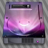 HDD MacIntosh OSX by CitizenJustin