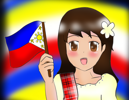 Hetalia - Philippines - Raise Your Flag by adventvera16