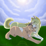 .: 'Fallin For You :. by MorningAfterWolf