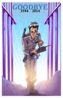 Farewell, Harold Ramis by toonfed