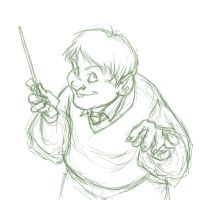 Peter Pettigrew by Forbis