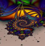 The abstract image - ultra fractal by SvitakovaEva