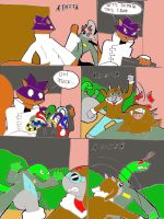 Secret Squirrel fanfic pg23 by LilDash