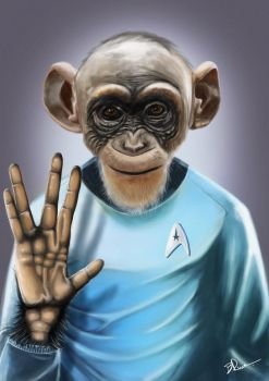 Live long and prosper by BrunoSousa