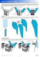 Gundam mecha cosplay tutorial - Lesson 10 - 3 by Clivelee