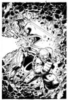 DWP 31 Cover Black and white by Cinar