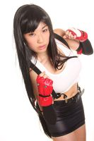 Tifa Cosplay II by KeinekoWind