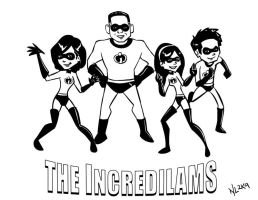 The IncrediLams by taneel