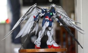 PG Wing Zero Custom 4 by UbersCosplay