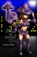 CE: trick or treat? by Jeshika-Haruno