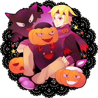 Happy Halloween by Jeneko
