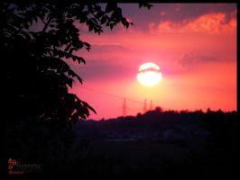 sunset by NaViGa7or