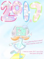 Sparkling 2017 [Pop'n Music] by the01angel