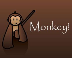 Monkey by rilstylez01