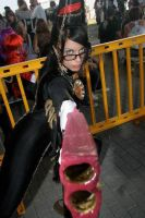My cosplay Bayonetta by Michela1987