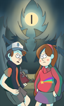 Gravity Falls by xmellulahx