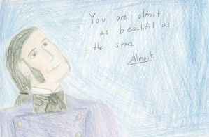 Javert from Les Miserables by Markfangirl