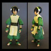 toph custom figure by nightwing1975