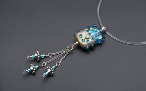 Marine pendant by alena-light