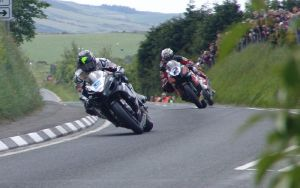 TT2009 Anstey and McGuiness by tturambar