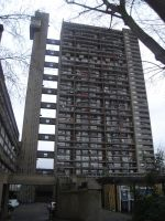 Trellick Tower, NW London. by Forgotten-Lost-Angel