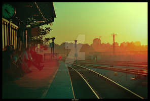 The Station by ms-dost