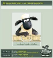 Home Sheep Home 2: A Little Epic Icon by CODEONETEAM