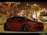 Ford focus WTB 10' by carl-designer