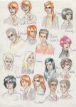 HP Faces by Dinoralp