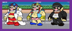 Wario tries a new image by Mongoosquilax