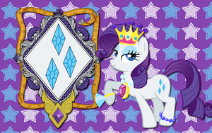 Rarity CoA WP by AliceHumanSacrifice0