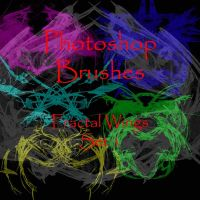 CS - Fractal Wing Brushes - 1 by firebug-stock