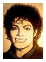 Sketch of Michael Jackson- RIP by tas-poetry