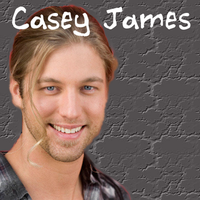Casey James CD Cover by sari-luv