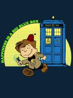 Happiness Is A Big Blue Box by BraveAnderson