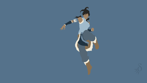 Avatar: the Legend of Korra by Krukmeister