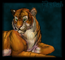 Tiger by Feyrah