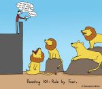 Parenting 101 Rule By Fear by sebreg