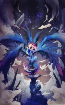Top of The World by elowo