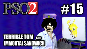 PSO2 episode 15 thumbnail by crookedcartridge