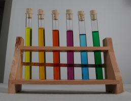 Test Tube Stock 18 by pixelmixtur-stocks